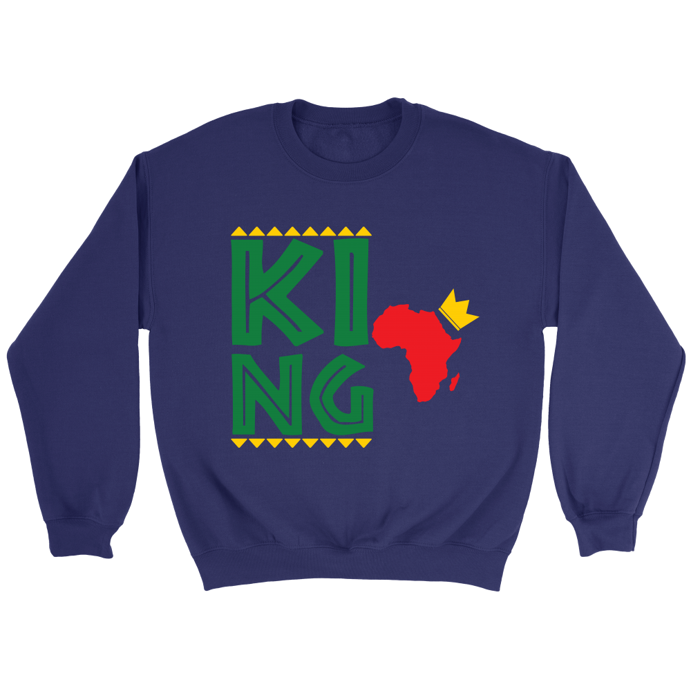Royal King Crewneck