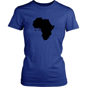 Mother Africa Women's T-Shirt