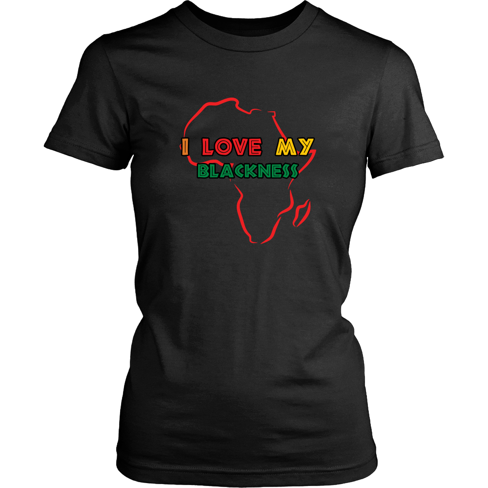 I Love My Blackness T-Shirt