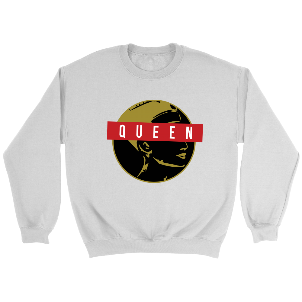I AM QUEEN Crewneck
