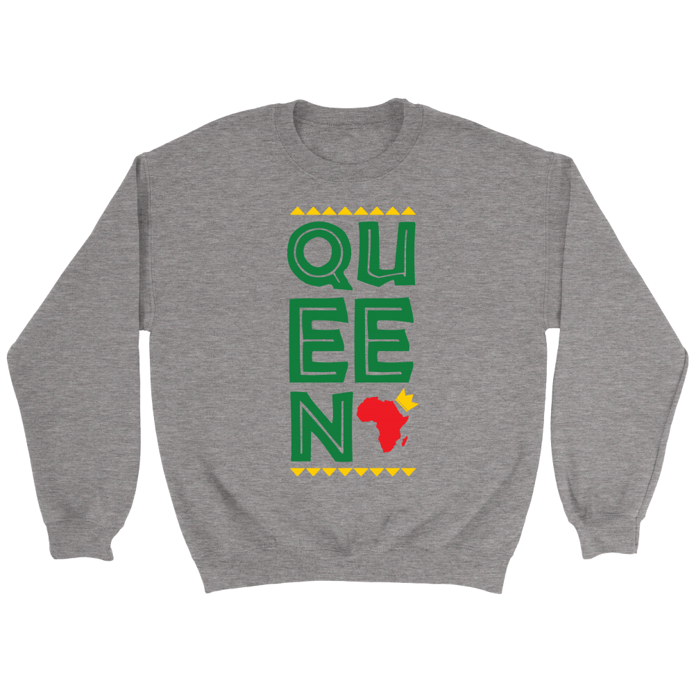 Royal Queen Crewneck
