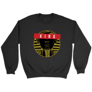 I AM KING Crewneck