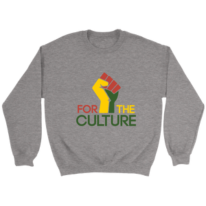 For The Culture Crewneck