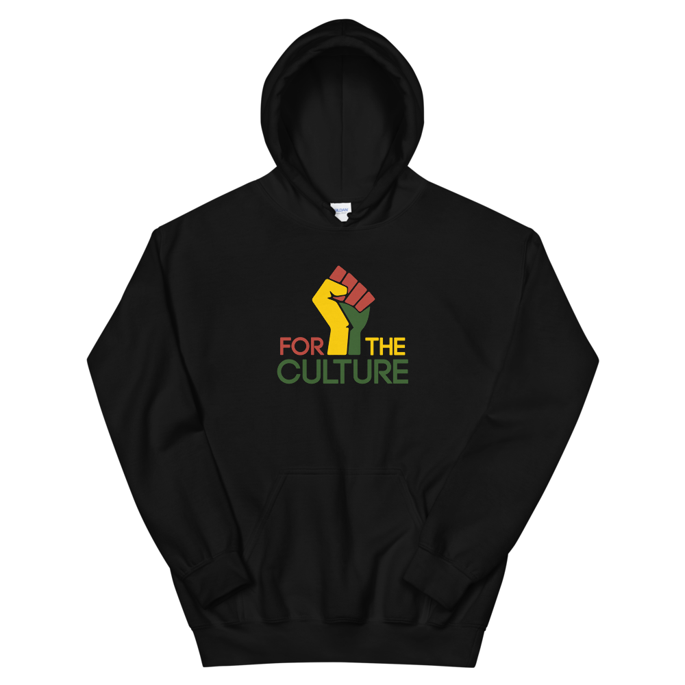 For The Culture Hoodie