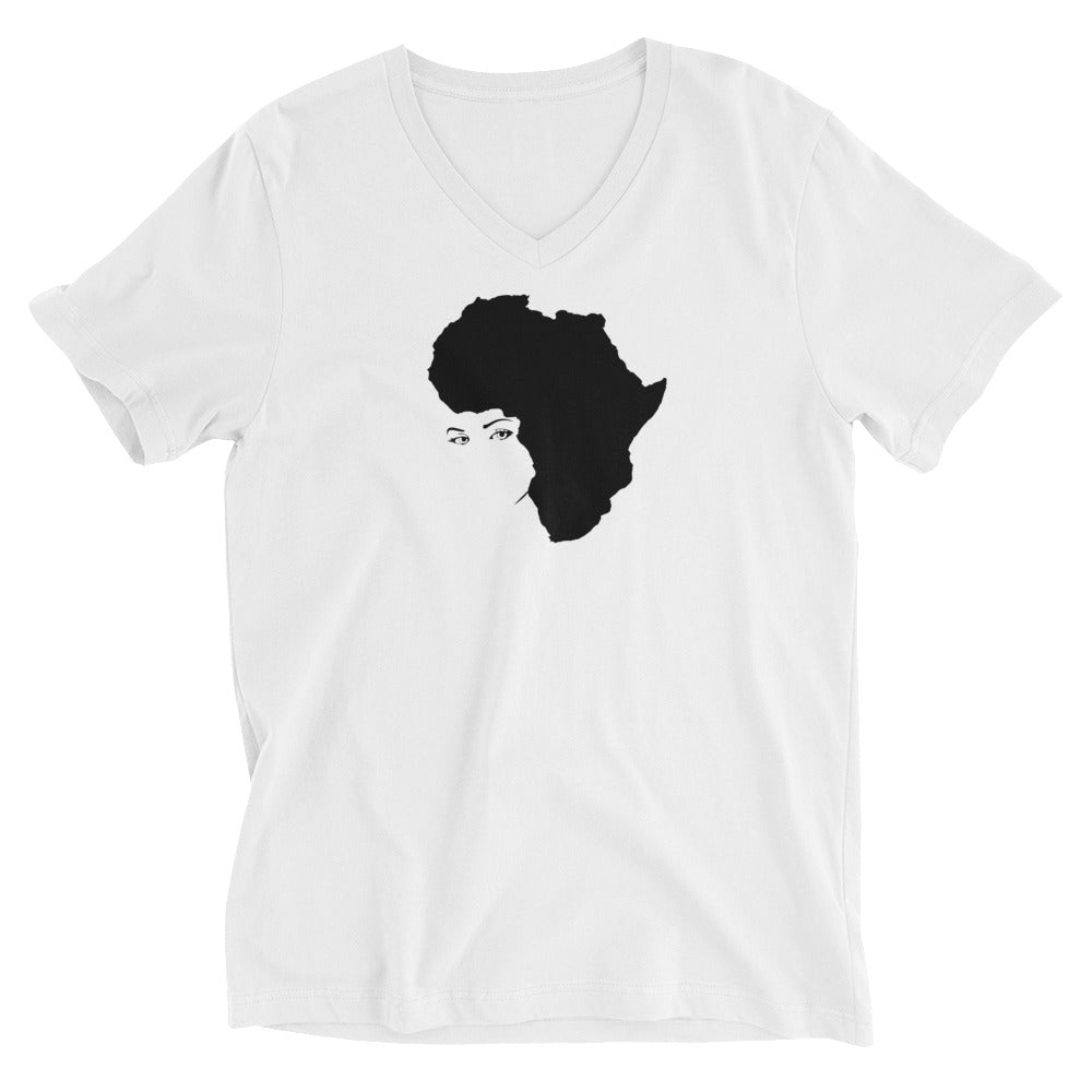 Mother Africa V-Neck