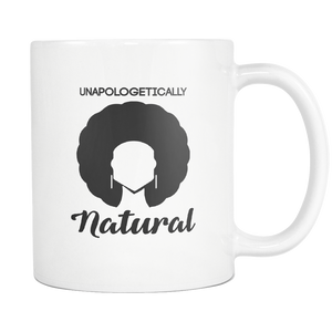 Unapologetically Natural Mug