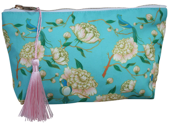 Cosmetic Bag - french bird