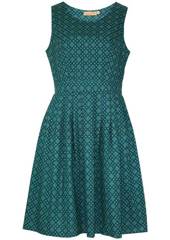 Dorothy Dress- Lattice **SUMMER CLOTHING SALE**