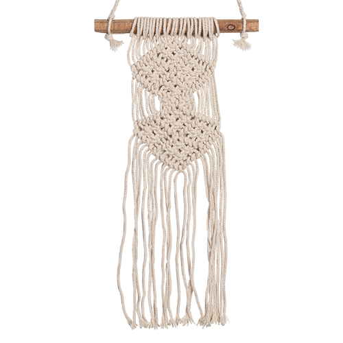 Mini Macrame wall hanging *REDUCED TO CLEAR*