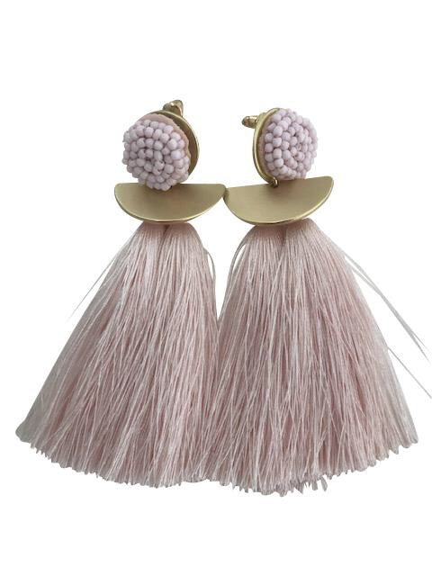 Tassle Earrings *REDUCED TO CLEAR*