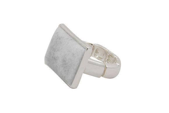 Resin Ring -grey