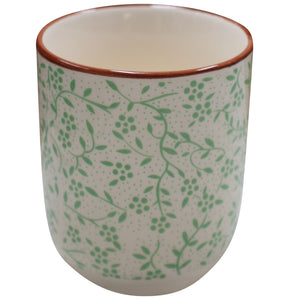 Green vine cup