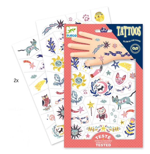 Temporary Tattoos - Sweet Dreams