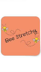 Bee Stretchy stickers - Bee Stretchy