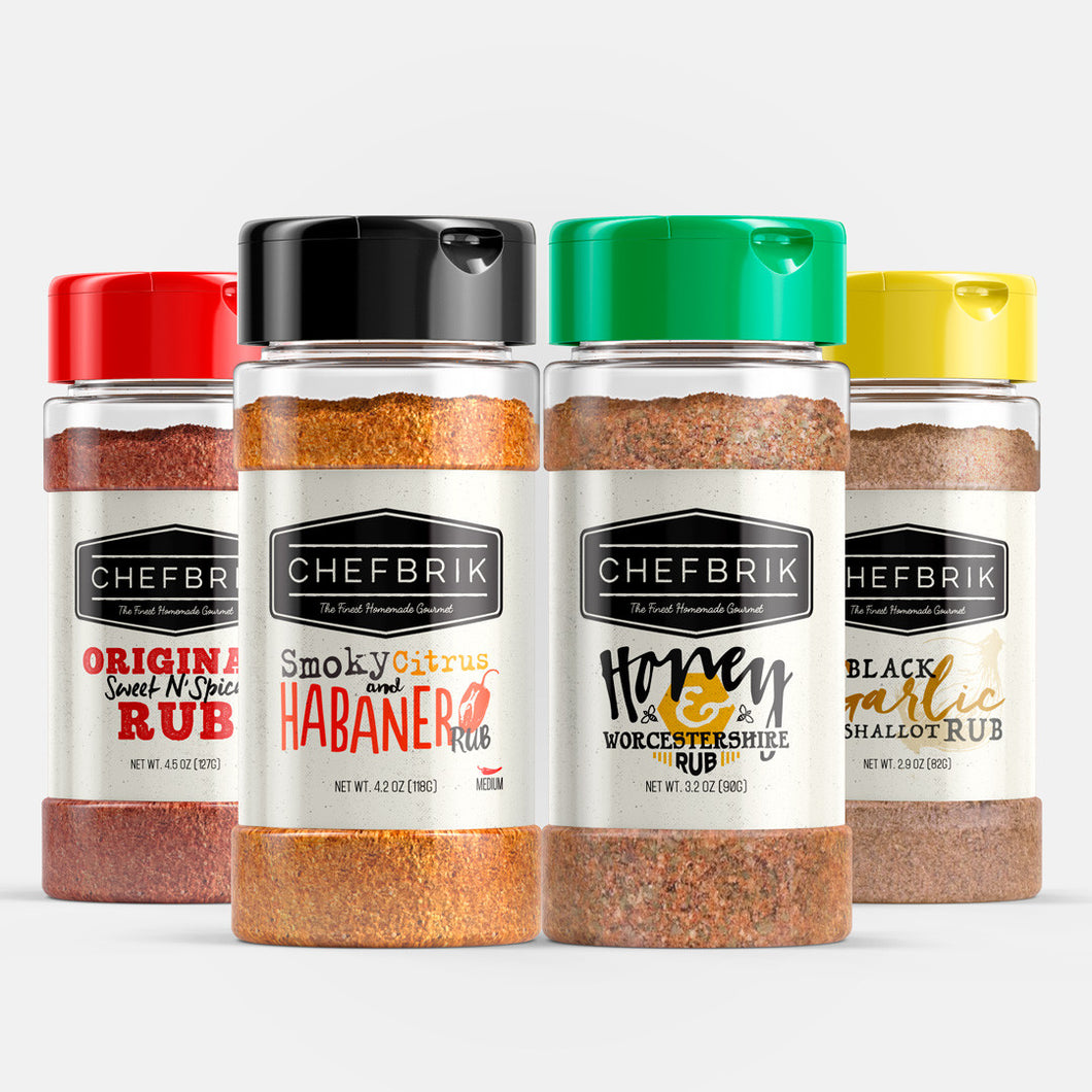 Chef Brik Kitchen Essentials 4 Pack