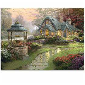 Diamond painting Dream house (Various sizes to choose from) - Gift-Frog