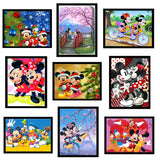 Diamond Painting Kit Cartoon Mickey (Various sizes and pictures available) - Gift-Frog