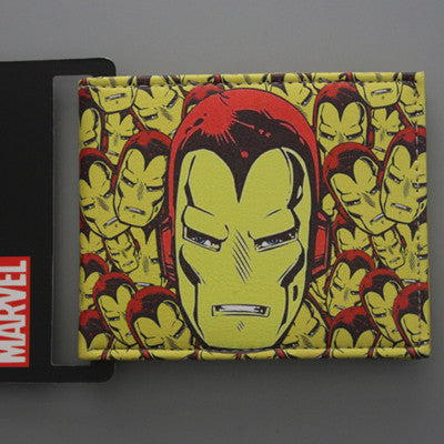 Avengers Iron Man Wallets (Several styles to choose from) - Gift-Frog