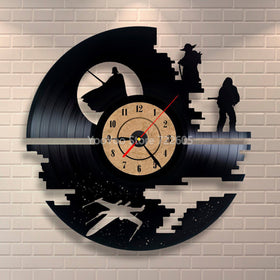 Star Wars Clock Vinyl Record - Gift-Frog