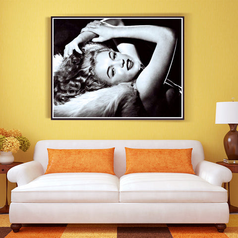 Diamond painting Marilyn Monroe - Gift-Frog