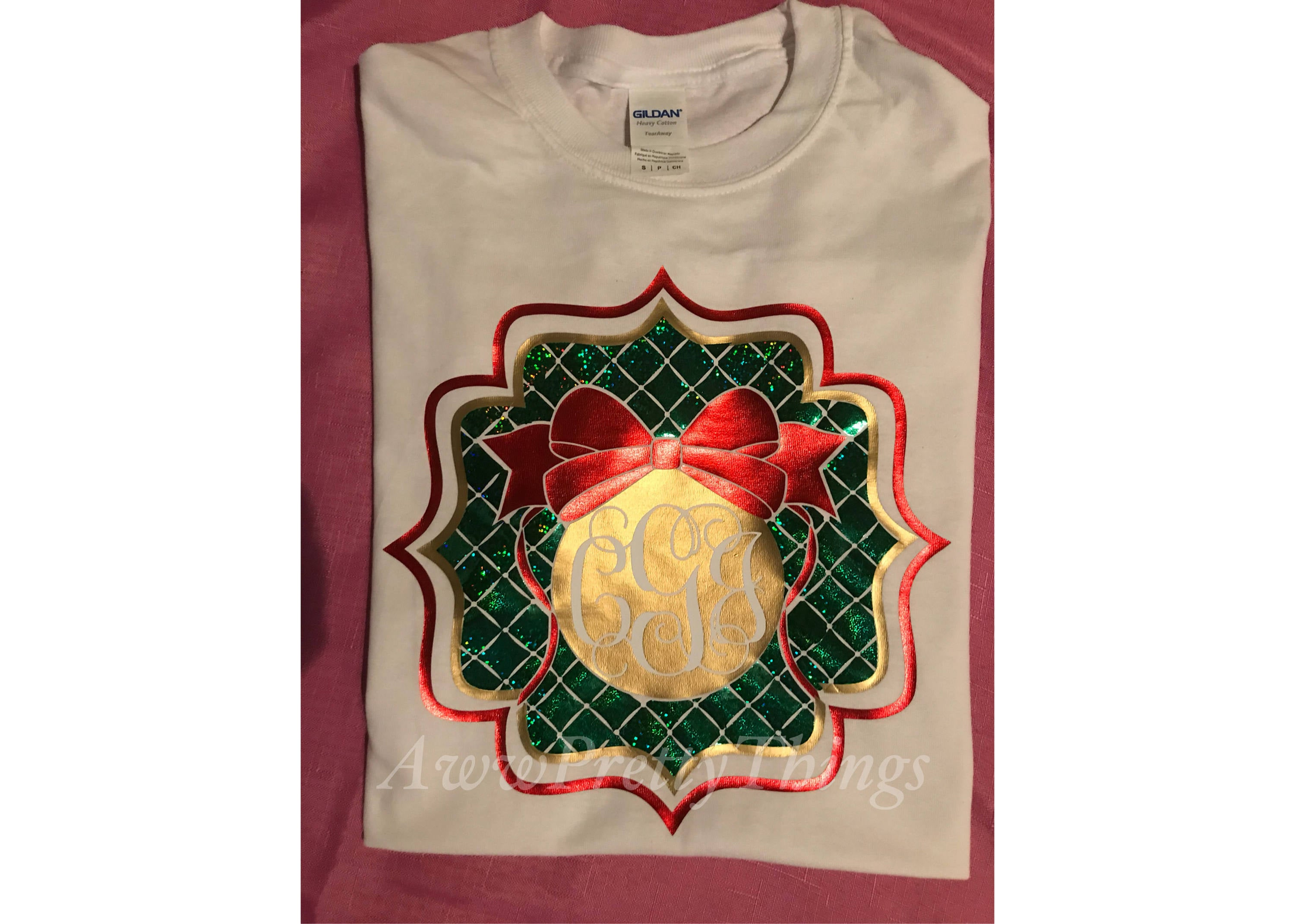 Christmas Shirt Long Sleeve Christmas Monogram Shirt Holiday Shirt Monogram Long Sleeve Monogramigger Giliday Shirt Custom Shirt