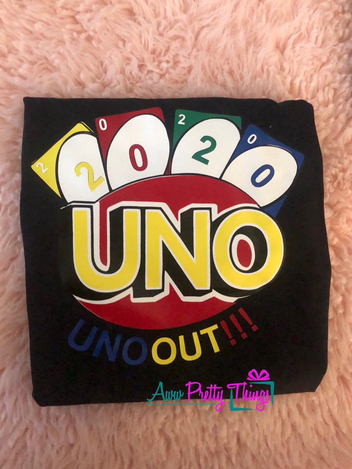 2020 UNO Out ! Graduation Shirts Class of 2020 Class Shirt UNO Theme Shirt Senior Shirt