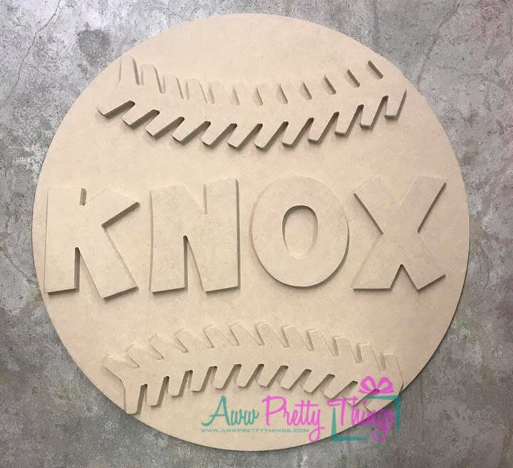 "22"" 3D Wall Decor Plaque"