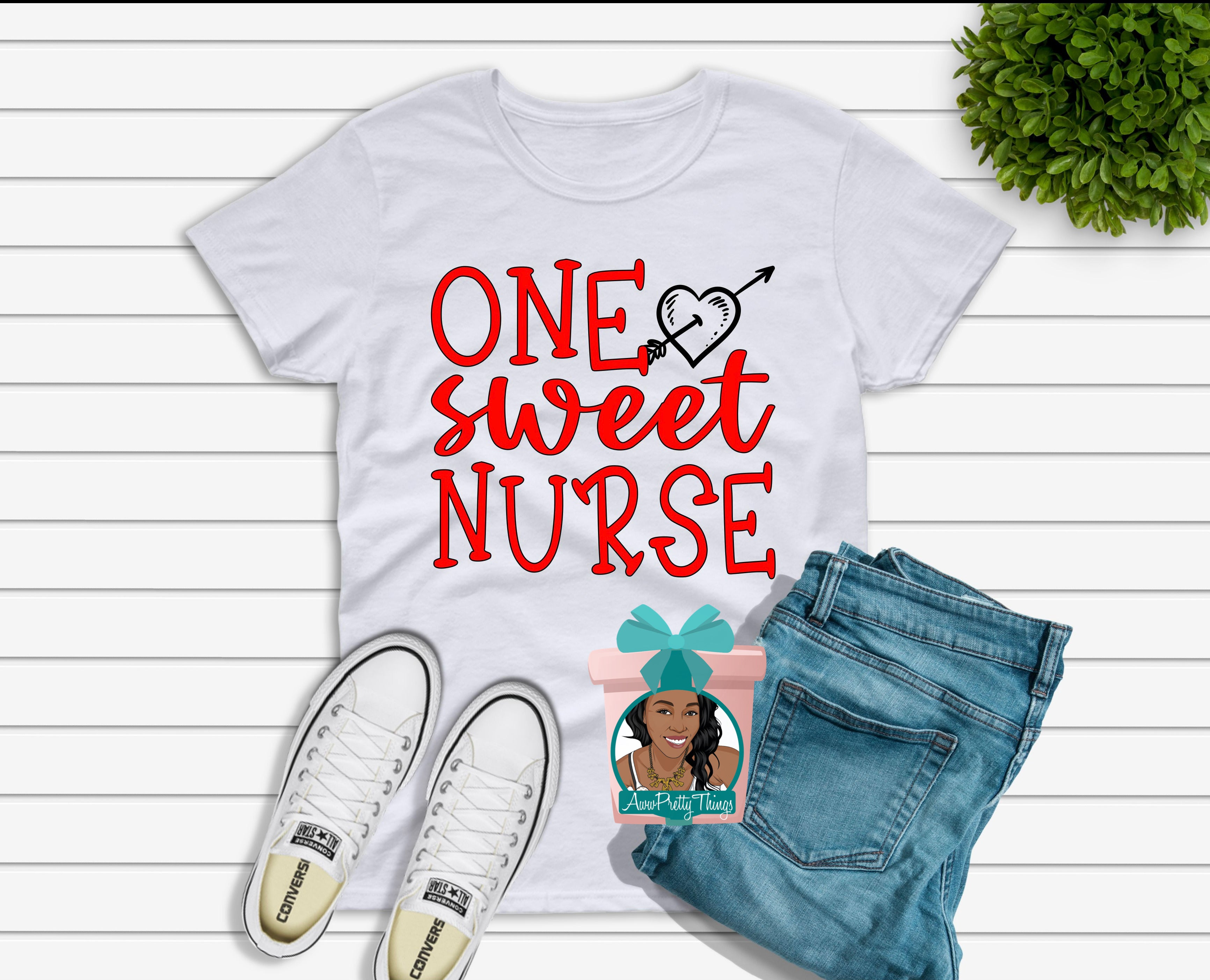 One Sweet Nurse