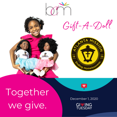 Giving Back: Gift-A-Doll!