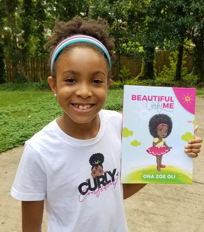 Beautiful Curly Me - The Book is coming!