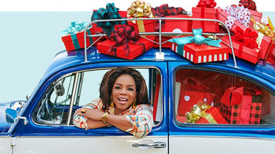 Oprah's Favorite Things! Guess what?