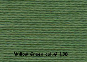Willow Green col.# 138
