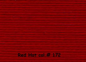 Hot Red col.# 172