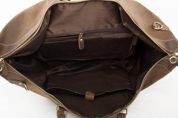 Winston Churchill's Traveling Duffle - Mustache Trading
