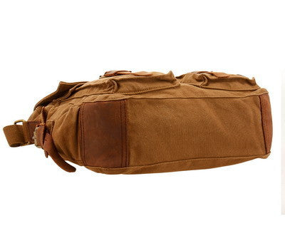 The El Alamein Battle Bag - Mustache Trading