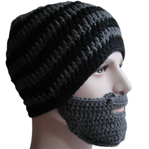Bank Robber's Beanie - Mustache Trading