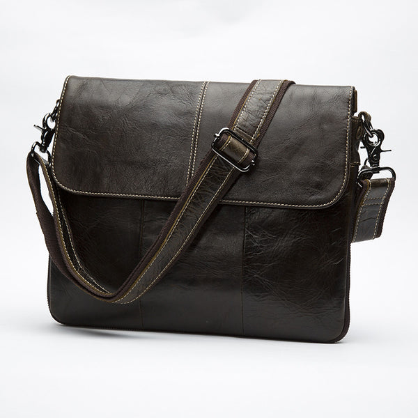 Crossbody Messenger Bag - Mustache Trading