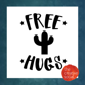 Free Hugs DIY Kit