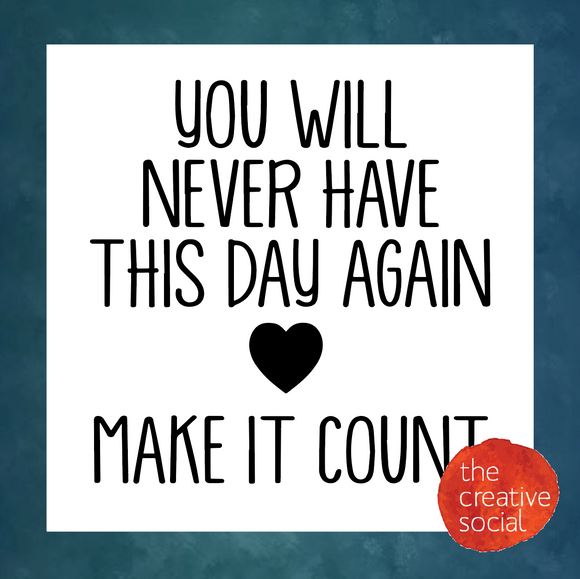 Make it Count DIY Kit