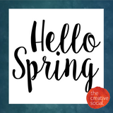 Hello Spring DIY Kit