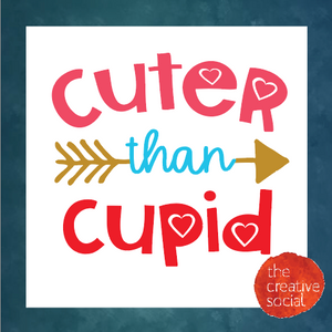 Cuter than Cupid DIY Kit