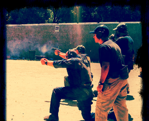 2019/04/01 - Advanced Handgun Tactics for LE - Escondido, CA