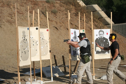 2018/06/07 - Adv Handgun Instructor Course for LE/Mil (Day 2 of 2) - Escondido, CA - Armitage Tactical