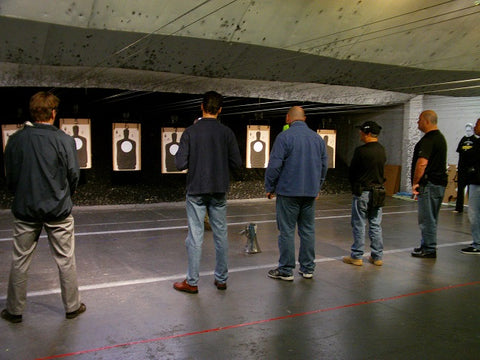 2018/02/03 - Firearms Training for Church Leadership - Pala (North San Diego), CA - Armitage Tactical