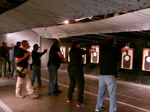 2018/01/20 - Beginner/First Timer Handgun PM Course (3pm-7pm) - Orange, CA - Armitage Tactical