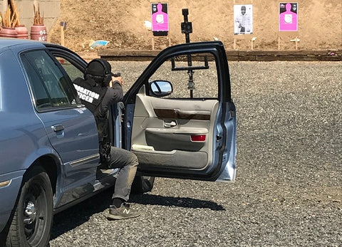 2018/02/07 - Counter Ambush Handgun Tactics for LE/Mil - Livingston, CA - Armitage Tactical