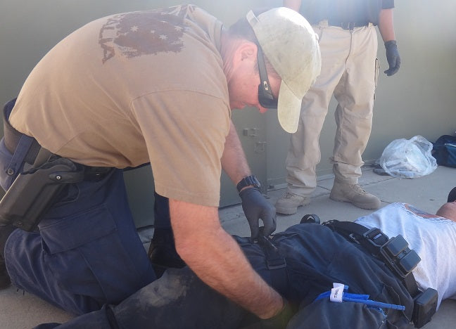 "2018/05/09 - Tactics, Rescue & Extraction ""Live Fire"" - Delano (Kern County), CA - Armitage Tactical"