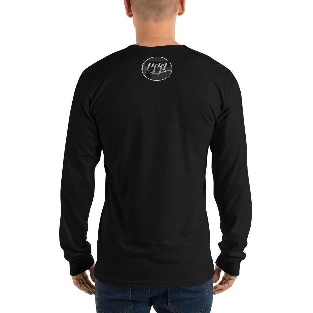 """HFW-FFB"" Long sleeve T-Shirt (unisex)"