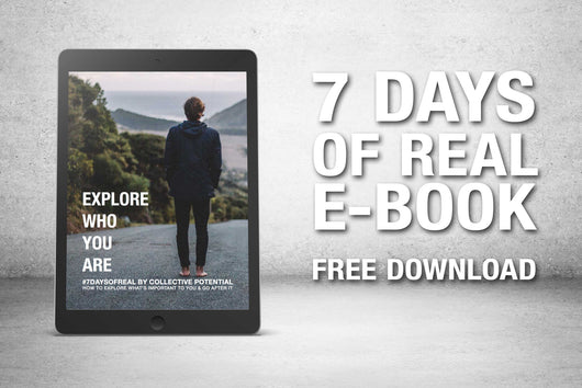 #7DaysOfReal E-Book Download