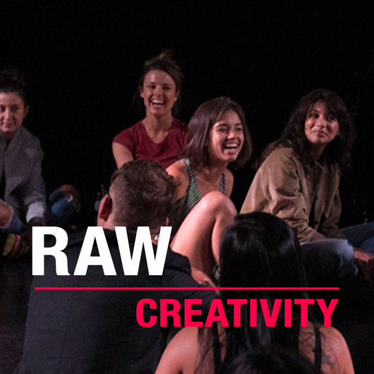 Raw: Creativity - Tues 31 Oct 7PM